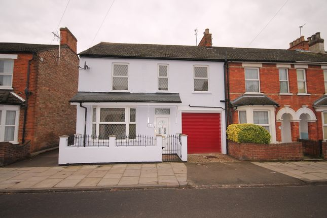 Thumbnail Semi-detached house for sale in George Street, Bedford
