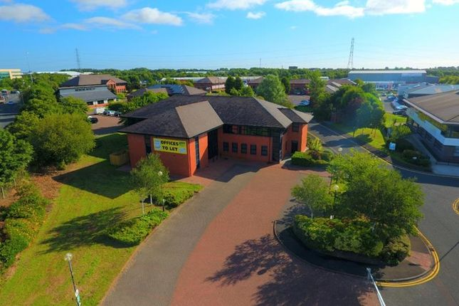 Thumbnail Office to let in Osprey House, Kingfisher Way, Silverlink Business Park, Wallsend, Tyne And Wear
