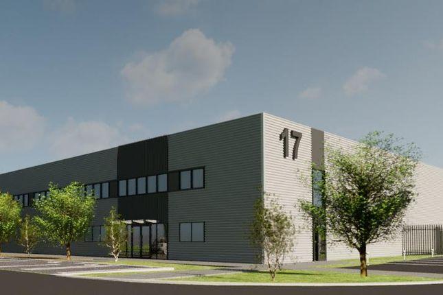 Thumbnail Warehouse to let in 17 Tanners Drive, Blakelands, Milton Keynes