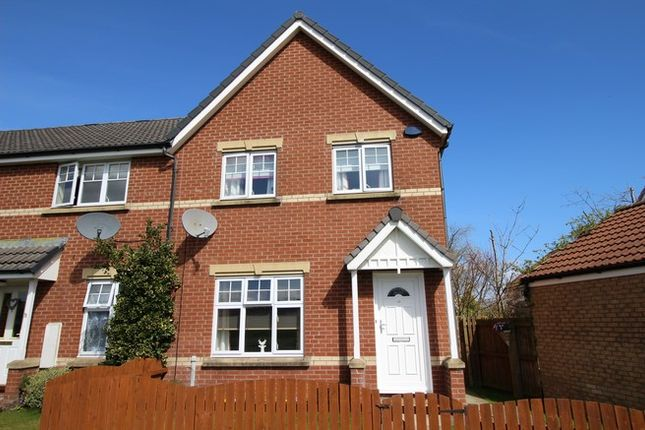 Thumbnail End terrace house for sale in 33 Grahamsdyke Place, Bo'ness