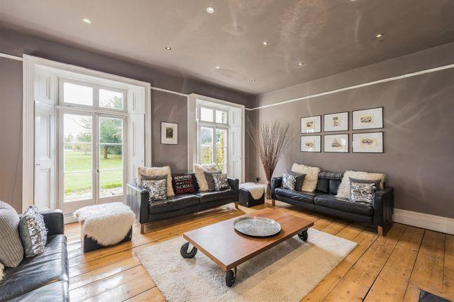 Drawing Room of Spaldwick Road, Stow Longa, Huntingdon PE28