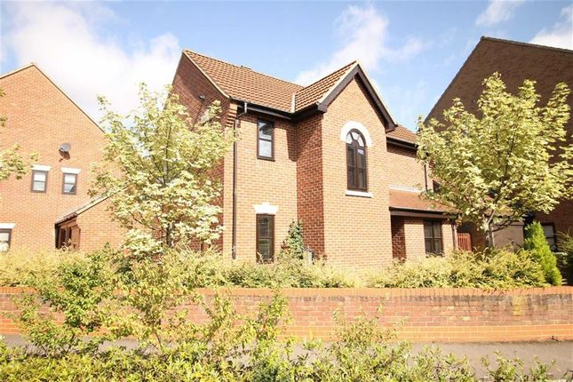 Thumbnail Detached house to rent in Rushfields Close, Westcroft, Milton Keynes