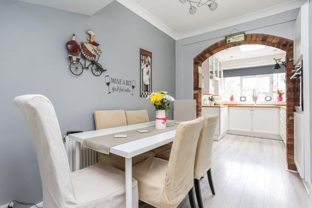 Kitchen/Diner of Rangoon Road, Solihull, West Midlands, Birmingham B92