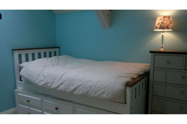 Bedroom Three of Albert Terrace, Lostwithiel PL22
