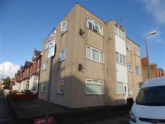 Thumbnail Flat to rent in Harris Street, Fleetwood