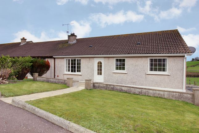 Thumbnail End terrace house for sale in Finlays Road, Newtownards