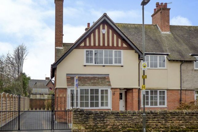 Thumbnail Semi-detached house to rent in Field Road, Ilkeston