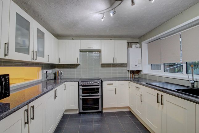 2 bed terraced house for sale in North Crockerford, Vange, Basildon SS16