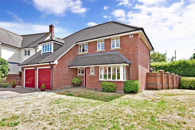 Thumbnail Detached house for sale in Freathy Lane, Kennington, Ashford, Kent