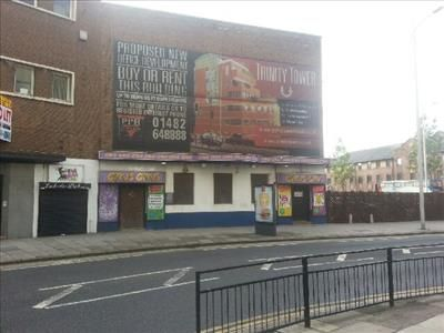Thumbnail Commercial property for sale in Circus Circus, Spencer Street, Hull