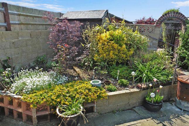 Garden Area of Williamson Road, Lydd On Sea, Kent TN29