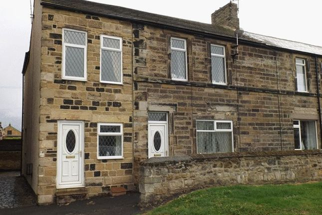 Thumbnail End terrace house for sale in Greenfield Terrace, Amble, Morpeth