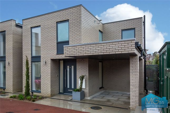 Thumbnail Detached house for sale in Yewtree Close, London
