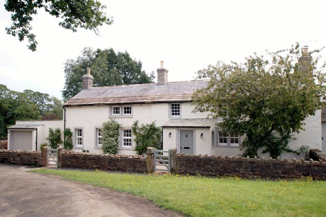 Detached house for sale in Wreay, Carlisle