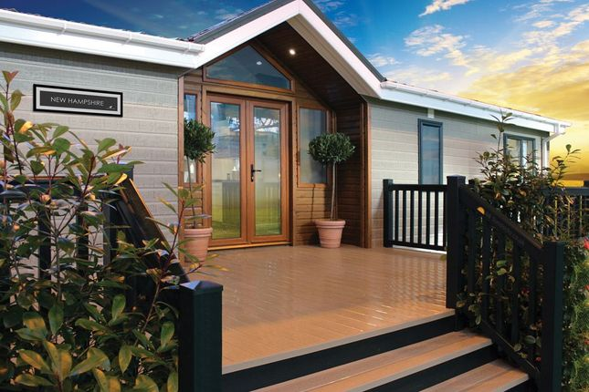 Thumbnail Lodge for sale in Glenluce, Newton Stewart