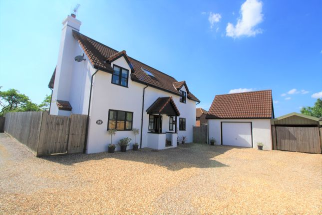 Thumbnail Detached house for sale in Church Road, Whimple, Exeter