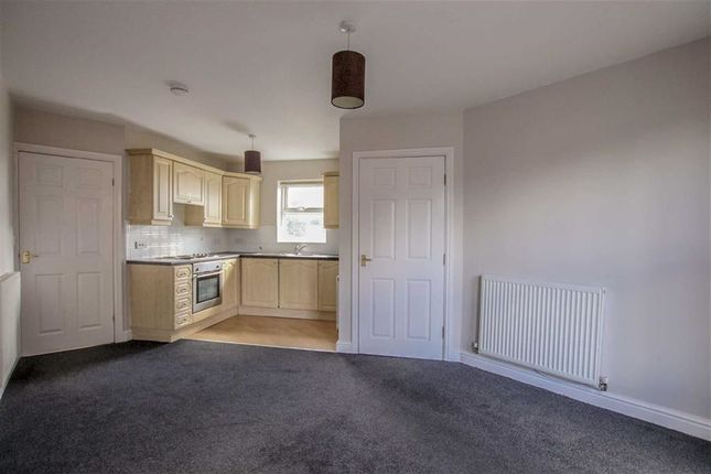 Thumbnail Flat for sale in School Terrace, High Street, Golborne, Warrington