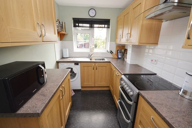 Kitchen of Mcdonough Close, Chessington, Surrey. KT9