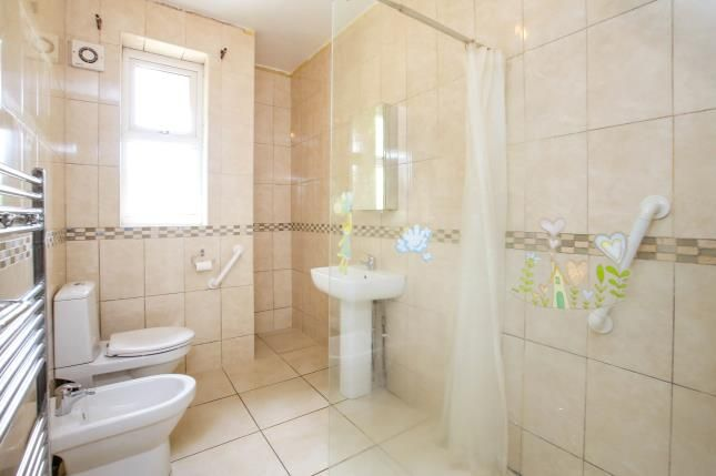 Bathroom of The Crescent, Stockport, Greater Manchester SK3