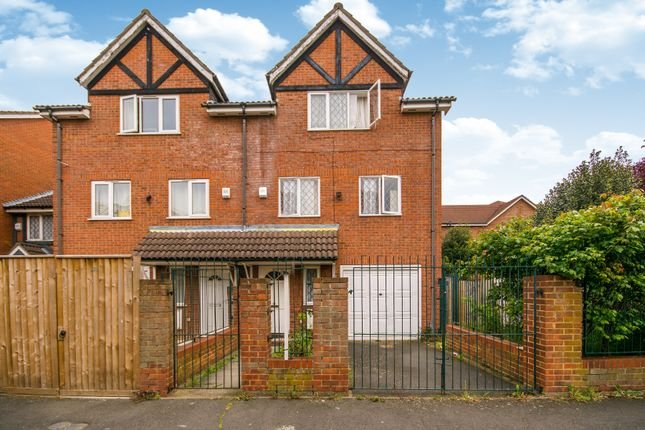 Thumbnail End terrace house to rent in Heathfield Drive, Mitcham
