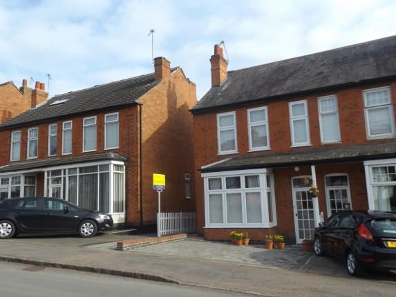 Thumbnail Semi-detached house for sale in Seagrave Road, Sileby, Loughborough, Leicestershire