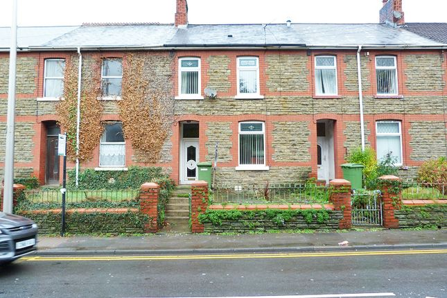 Thumbnail Terraced house for sale in Lanelay Road, Talbot Green