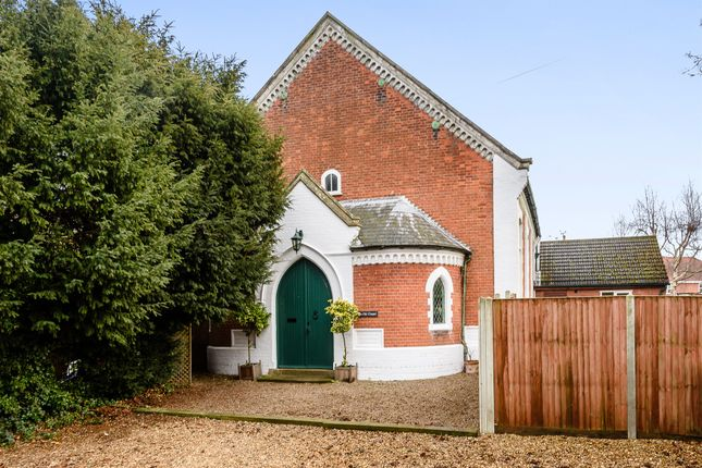 Thumbnail Property for sale in Marsh Road, Upton, Norwich