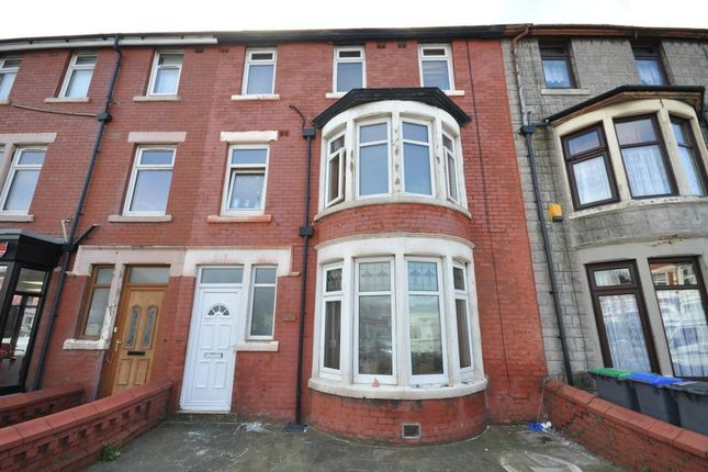 Thumbnail Terraced house for sale in Bloomfield Road, Blackpool, Lancashire