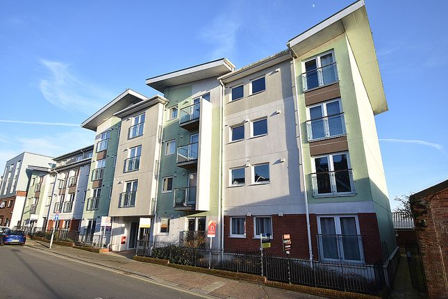 Thumbnail Flat for sale in Red Lion Lane, Central Exeter