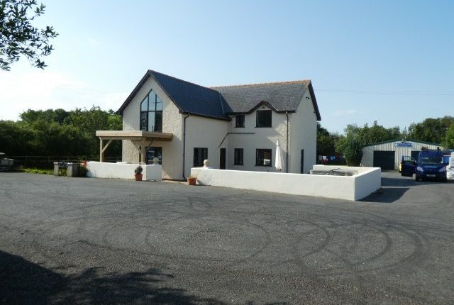 Thumbnail Detached house for sale in Pennant, Nr Aberaeron