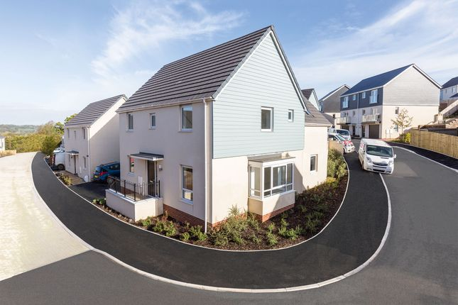 "Thumbnail Detached house for sale in ""The Ashcombe"" at Primrose, Weston Lane, Totnes"