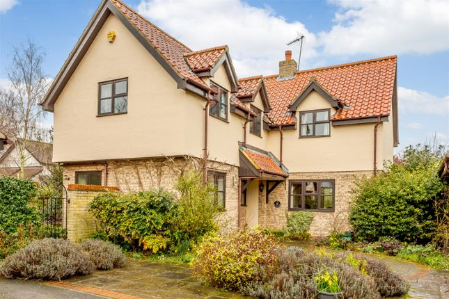 Thumbnail Detached house for sale in New Farm Close, Fowlmere, Royston