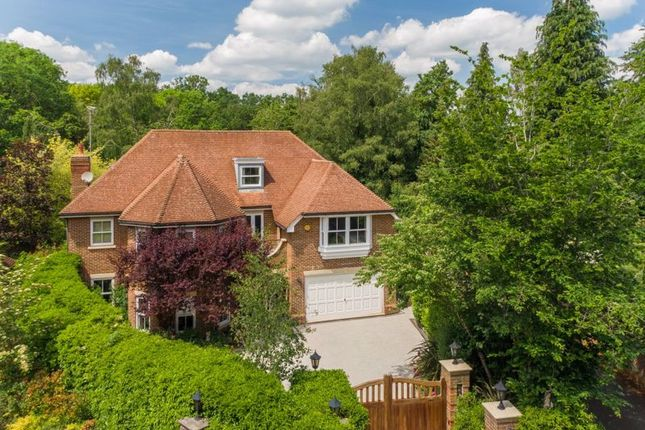 Thumbnail Detached house for sale in Burgess Wood Grove, Beaconsfield