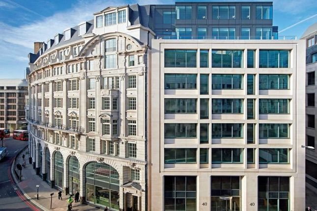 Thumbnail Office for sale in 40-40 Gracechurch Street, London