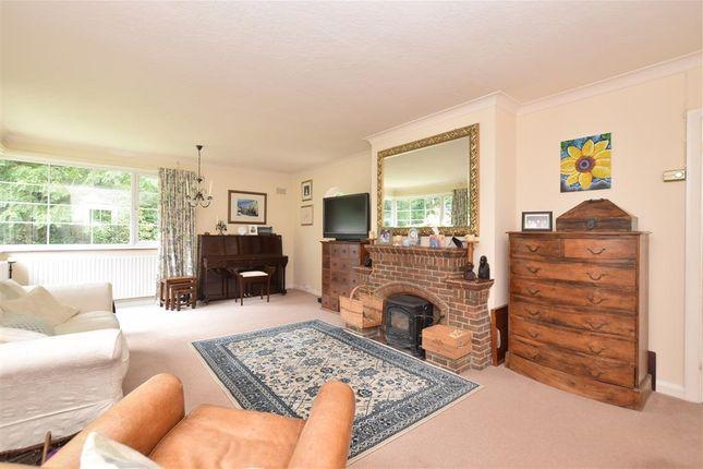 Thumbnail Detached house for sale in Shellbridge Road, Slindon, Arundel, West Sussex