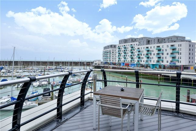 Thumbnail Flat for sale in Sirius, 2 The Boardwalk, Brighton