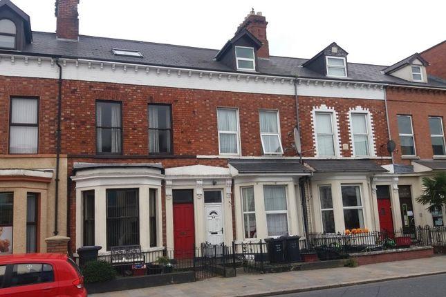 Thumbnail Terraced house for sale in Castlereagh Street, Belfast
