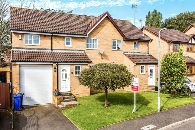Thumbnail Semi-detached house for sale in Chapel Close, Shafton, Barnsley