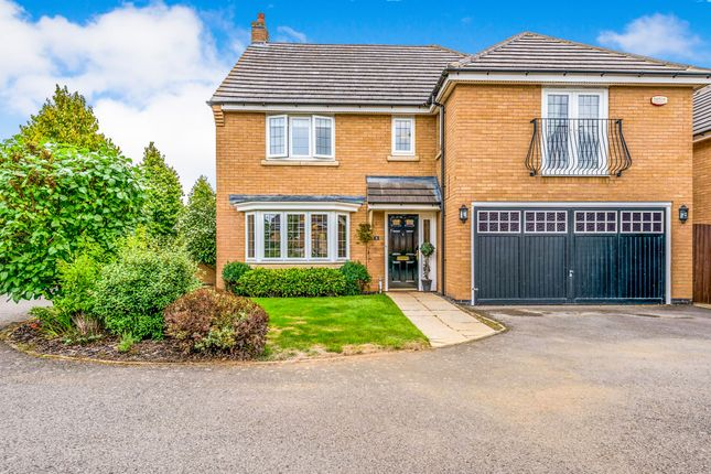 Thumbnail Detached house for sale in Elm Grove, Wootton, Northampton