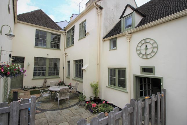 Thumbnail Town house for sale in West Market Place, Cirencester