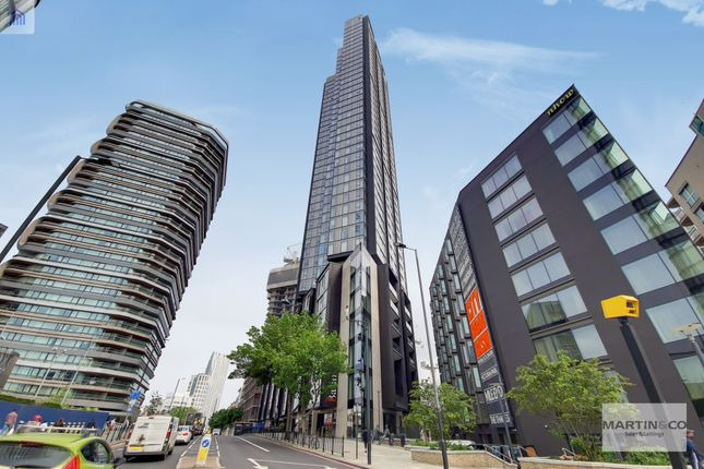Thumbnail Flat to rent in Bollinder Place, London