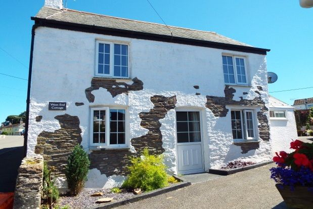 Thumbnail End terrace house to rent in Pelynt, Looe