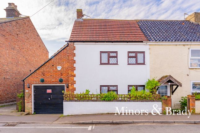 3 bed semi-detached house for sale in Beach Road, Caister-On-Sea, Great Yarmouth NR30