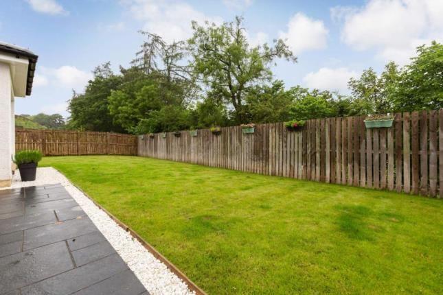 Gardens of Scobbie Place, Redding, Falkirk FK2