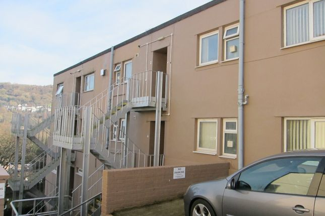 Thumbnail Flat to rent in St Michaels Court, Wood Road, Treforest