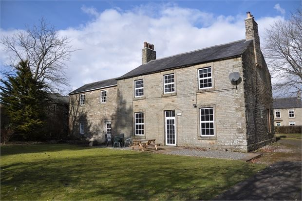 Thumbnail Detached house for sale in St Johns House, Garrigill, Alston, Cumbria.