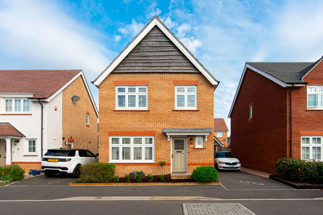 Detached house for sale in Highfield Rise, Trelewis, Treharris