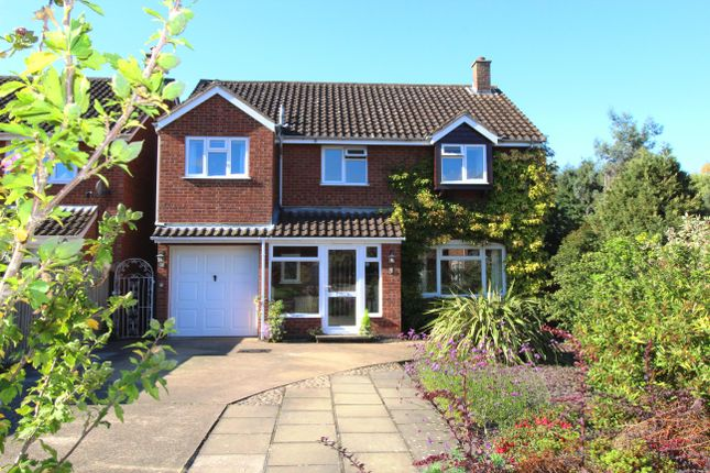 Thumbnail Detached house for sale in Coopers Close, Sandy