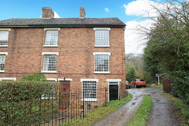 Thumbnail Terraced house for sale in Mill Cottage, School Road, Coalbrookdale, Telford