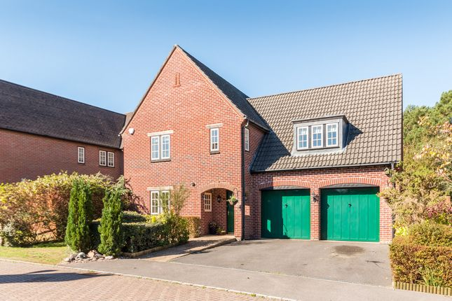 Thumbnail Detached house for sale in Ringwood, Hampshire